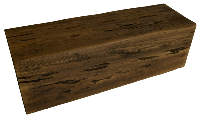 Pecky cypress 8 x 8 x 14 39 for Where to buy faux wood beams