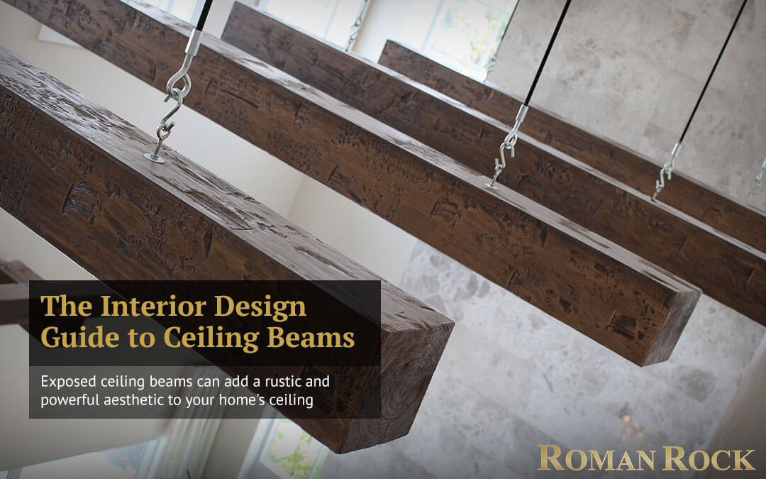 The Interior Design Guide to Ceiling Beams